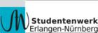 Logo Studentenwerk Erlangen-Nürnberg